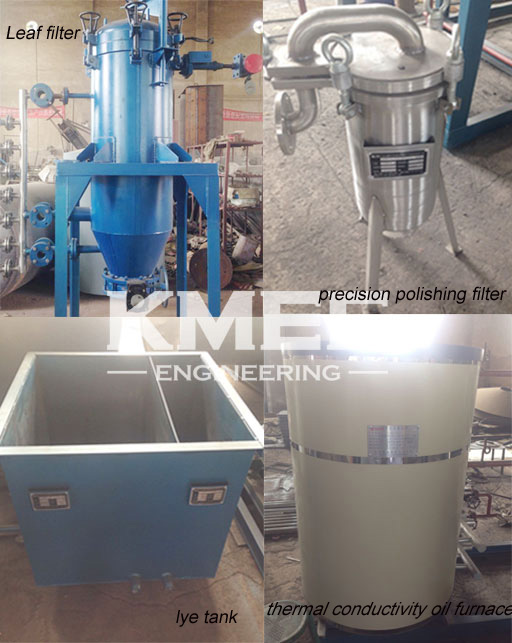 sunflower seed oil refinery line equipment