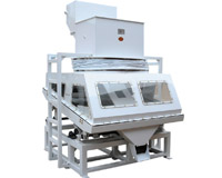 corn germ sorting machine