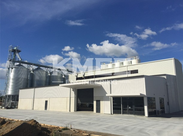 Full Overview of Flour Milling Plant