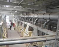 pretreatment of oil mill plant